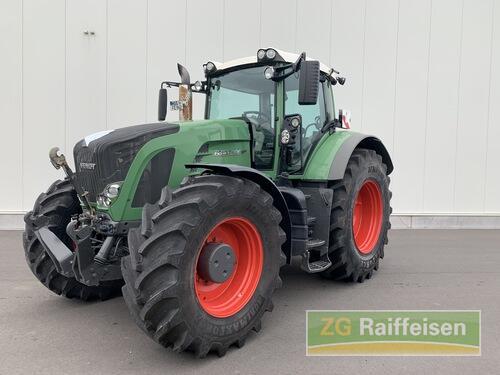 Fendt 936 Vario Año de fabricación 2011 Accionamiento 4 ruedas