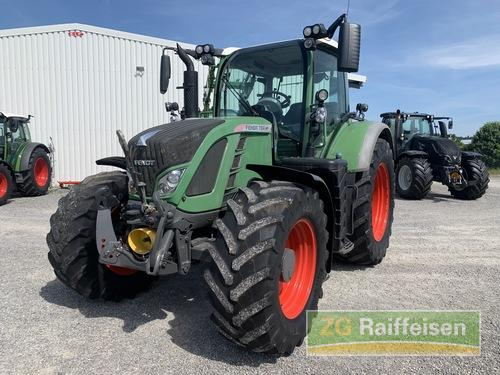 Fendt 724 Vario SCR Year of Build 2012 4WD
