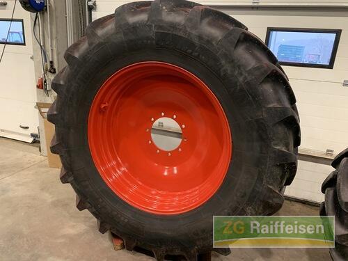 Michelin Radsatz 620/70 R42