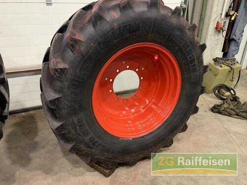 Michelin Radsatz 480/70 R30