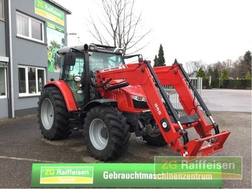 Massey Ferguson Mf 5610 D4 Es Year of Build 2013 4WD