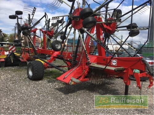 Fella Ts 12555 Pro - Db Rok produkcji 2014 Donaueschingen