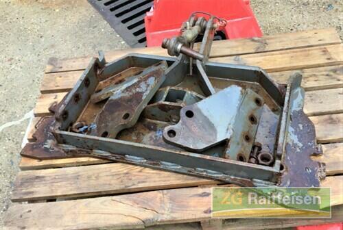 Massey Ferguson Geräteanbaupla