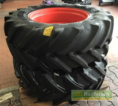 Michelin 480/65 R28 80% 2 Komp Рік виробництва 2015 Donaueschingen