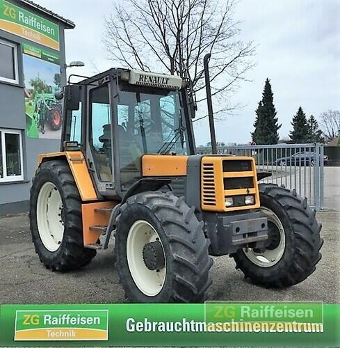 Renault Allradschlepper 103-14 Czterokolowy Heddesheim