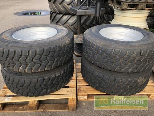 Räder 385/65R22.5 Leao Bereifung 385/65 R22.5 Steinach