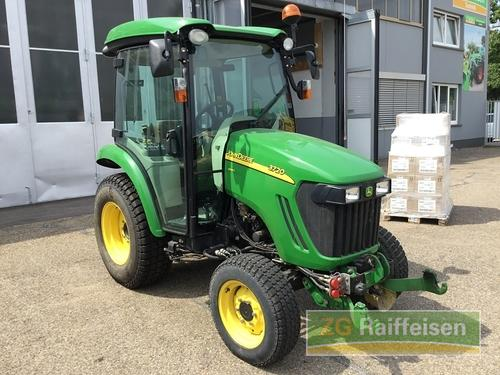 John Deere 3720 Year of Build 2013 4WD