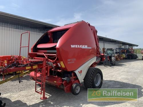 Welger Rp 535 Master Year of Build 2007 Mosbach