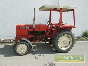 Traktor Renault 361 Bild 0