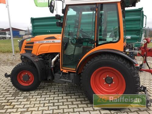 Traktor Fendt - 209V Vario Allrad - T262