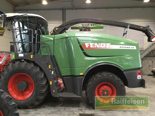 Fendt Katana 65 Year of Build 2016 4WD
