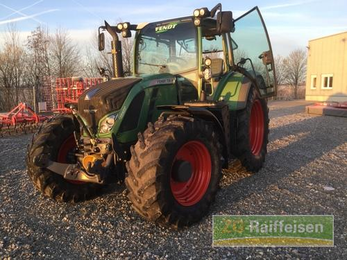 Fendt 720 Vario S4 Year of Build 2013 Pfullendorf