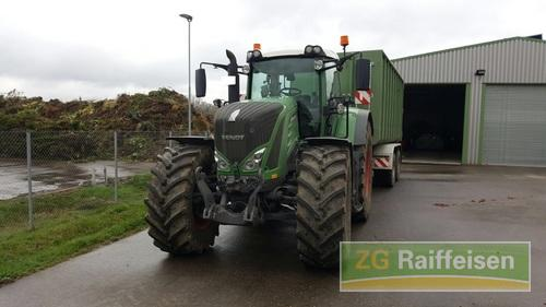 Fendt 933 Vario S4 Year of Build 2016 4WD
