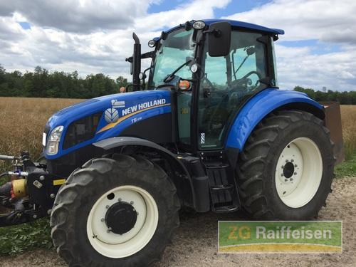 New Holland T 5.105 Year of Build 2013 4WD
