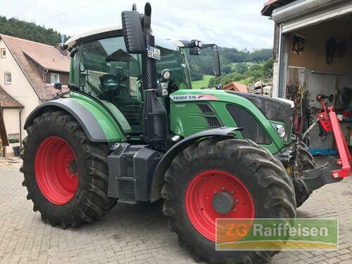 Fendt 516Vo Vario (120 kW) - T