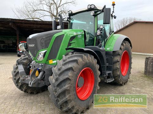 Fendt 828 Vario S4 Year of Build 2018 Teningen