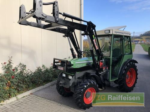 Fendt 260va Front Loader Year of Build 2002