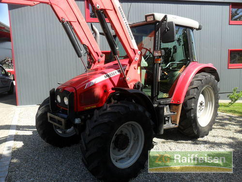 Massey Ferguson Mf 5445 Front Loader Year of Build 2009