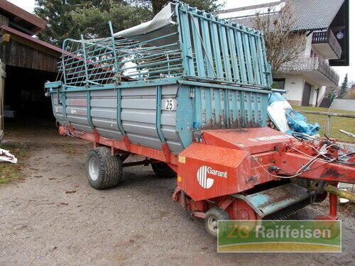 Mengele Lade-/Silierwagen 532 Baujahr 1995 Waldshut-Tiengen