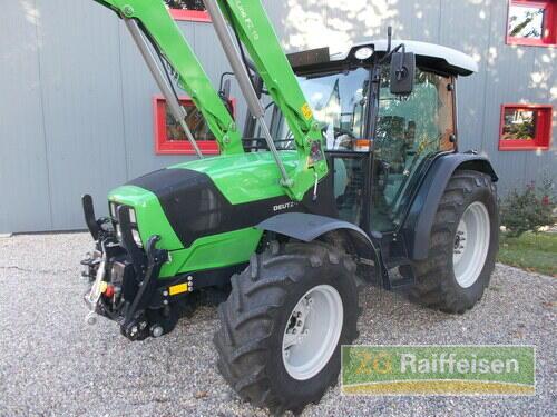 Deutz-Fahr 5100.4d Profiline Année de construction 2014 A 4 roues motrices