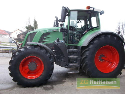 Fendt 828 Vario S4 Year of Build 2016 4WD