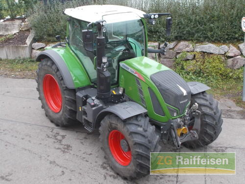 Fendt 724 Gebr. Allradschleppe Year of Build 2018 4WD