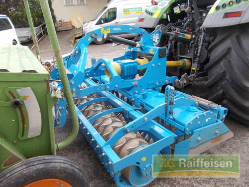 Lemken Zirkon 8-250 Gebr. Egge Year of Build 2012 Waldshut-Tiengen