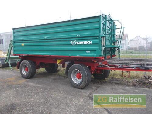 Farmtech ZDK 1800 Gebr. Kipper