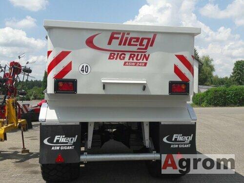 Fliegl Big Run Asw 248 Baujahr 2017 Riedhausen