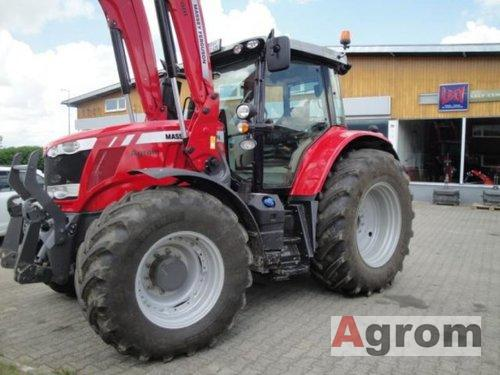 Massey Ferguson MF 6716 Dyna-VT Efficient Front Loader Year of Build 2017