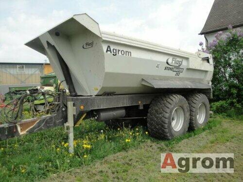 Fliegl Stonemaster 252 Baujahr 2017 Riedhausen