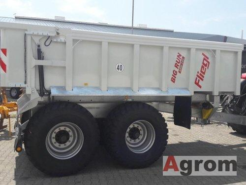 Fliegl Big Run Asw 248 Baujahr 2008 Riedhausen