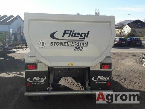 Fliegl Stonemaster 252 Année de construction 2018 Riedhausen