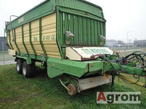 Krone Titan 6/48 Gl Year of Build 1994 Riedhausen