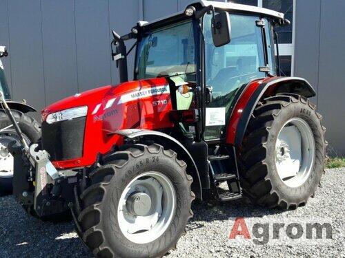 Tracteur Massey Ferguson - 5710 Global