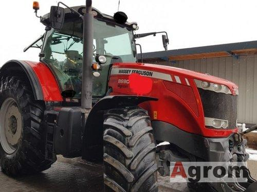 Massey Ferguson MF 8690 Dyna-VT Exclusive Έτος κατασκευής 2009 Riedhausen