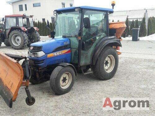 Iseki Tg 5390 Anul fabricaţiei 2011 Tracţiune integrală 4WD