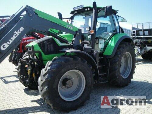 Deutz-Fahr Agrotron 6160 Εμπρόσθιο σύστημα φόρτωσης Έτος κατασκευής 2013
