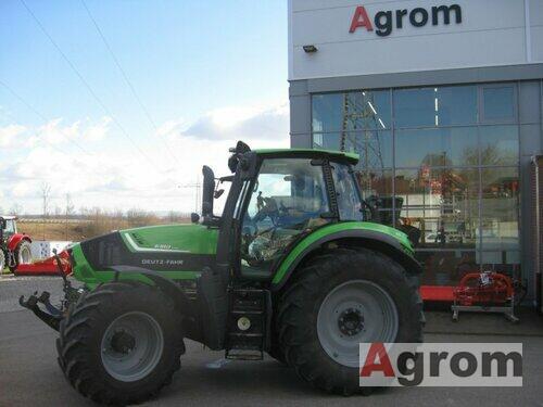 Deutz-Fahr Agrotron 6180 Année de construction 2016 Riedhausen