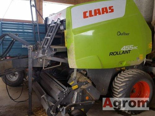 Claas Rollant 455 RC Year of Build 2013 Riedhausen