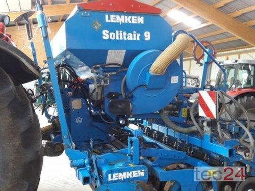 Lemken Compact Solitair 9/300 Año de fabricación 2001 Uttenweiler