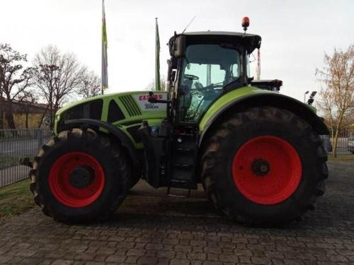 Claas Axion 920 Year of Build 2014 4WD