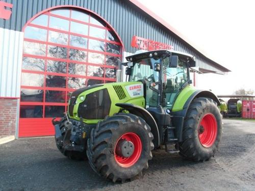 Claas Axion 830 Cmatic Byggeår 2014 Suhlendorf