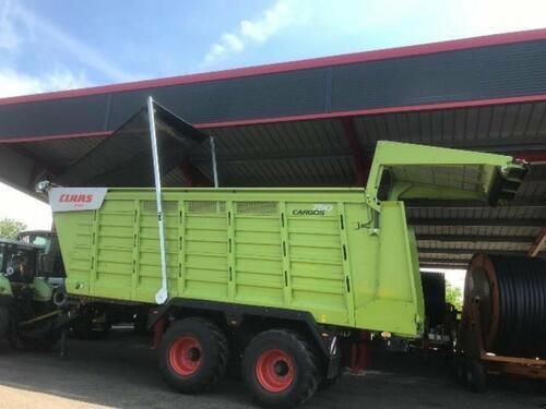 Claas Cargos 750 Byggeår 2016 Suhlendorf