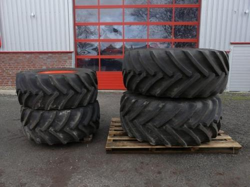 Mitas 800/70 R32-600/65r28 Year of Build 2018 Suhlendorf