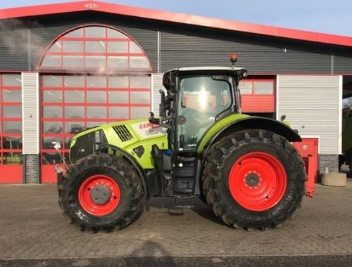 Claas Axion 830 Cmatic Byggeår 2015 Suhlendorf