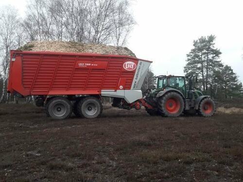 Lely Tigo Xr 75 D anno di costruzione 2016 Suhlendorf