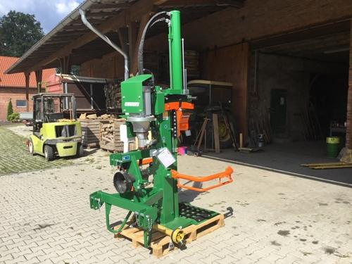 Posch Hydrocombi 22 Pzg-E7 Year of Build 2019 Suhlendorf