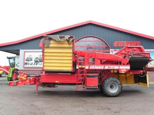 Grimme Se 260 Usb Year of Build 2017 Suhlendorf