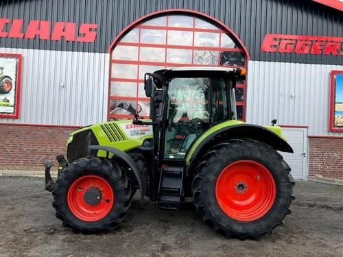 Claas Arion 530 CIS Årsmodell 2013 4-hjulsdrift